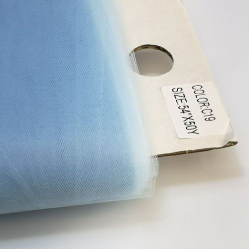 Light Blue| Nylon 54"